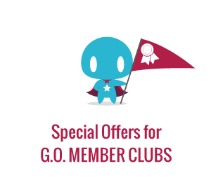 Special Offers for G.O. Member Clubs